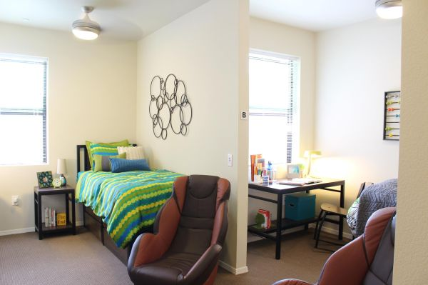 $584 Student housing (On Cus)