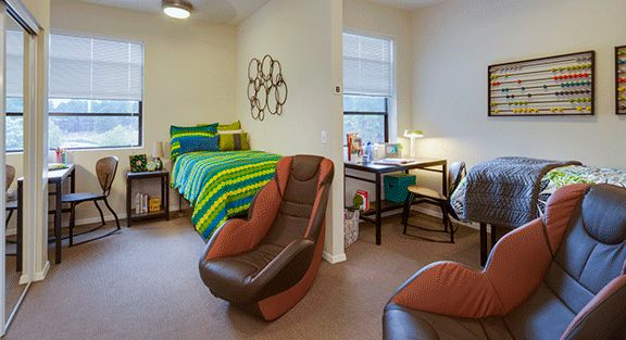 $584 Rooms Available for Leasing