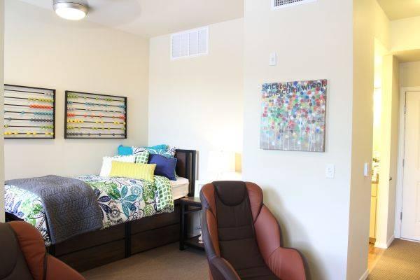 $584 Suite Style On-cus housing (NAU)