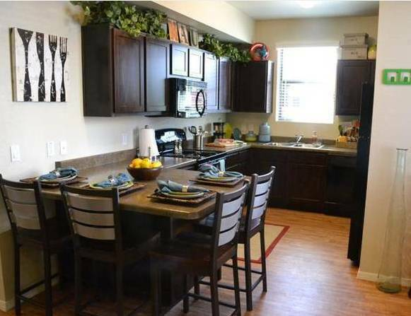 - $579 release at Hilltop townhomes - summer (NAU cus)