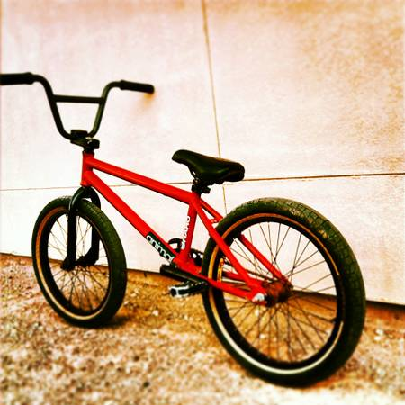 Custom BMX - $350 (Winslow)