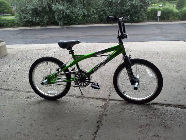 20 NEXT CHAOS FREESTYLE BIKE - $75 (Flagstaff)