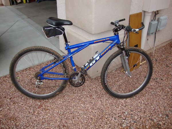 Pantera AL Mountain Bike - $200 (Cottonwood)
