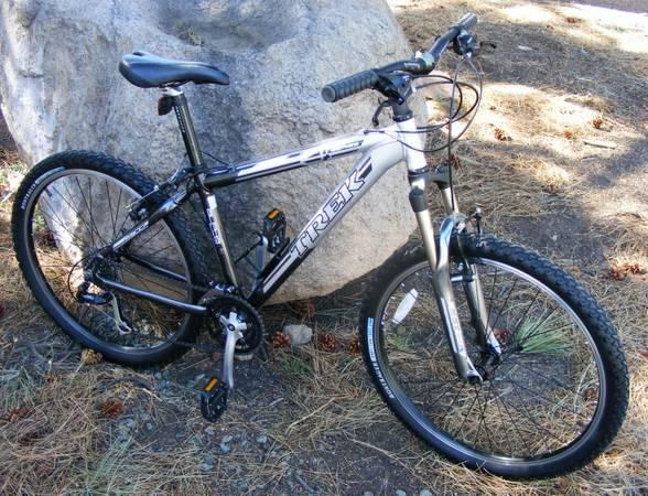 Trek 4300 Series 4 -24spd. Mtn.BikeTrail ReadyExcellent Condition - $325 (flagstaff)