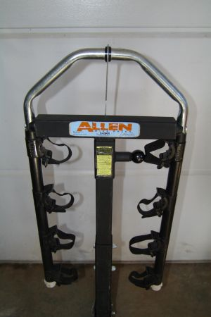 ALLEN 4 BIKE CARRIER 540RR Deluxe - $90 (Flagstaff)