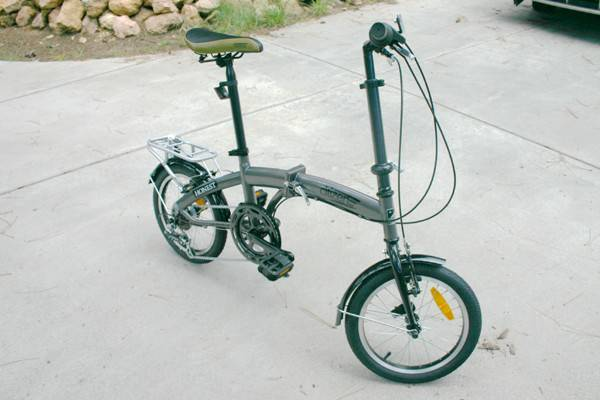 Citizen folding bike - $140 (Flagstaff)