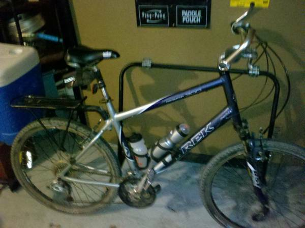 Trek Navigator 300 Mens Commuter - Must Sell, Reduced Price - $150 (Cheshire)