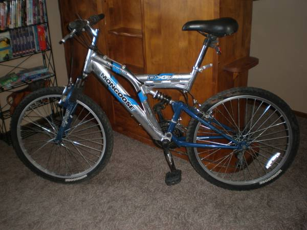 Mongoose Mountain Bike - $75 (Flagstaff)