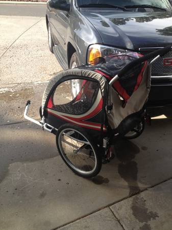 Xterra Bike Trailer-2 seater - $150 (W Flagstaff)