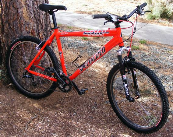 Specialized Hardrock Comp. 24 spd. Trail Ready EXCELLENT CONDITION - $280 (flagstaff)