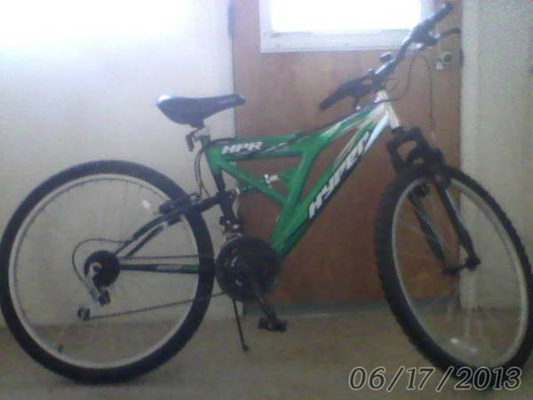 Hyper HPR 26 Mountain Bike - $50 (Flagstaff)