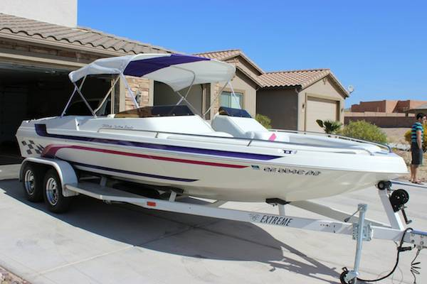 Ultra Custom Boat 21 - $19000 (Lake Havasu)