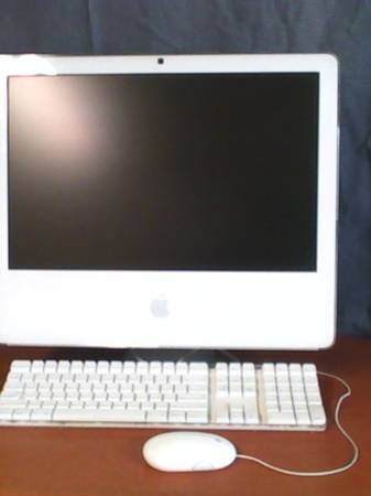 Apple iMac 5,1 All-in-One - $600 (Cottonwood)
