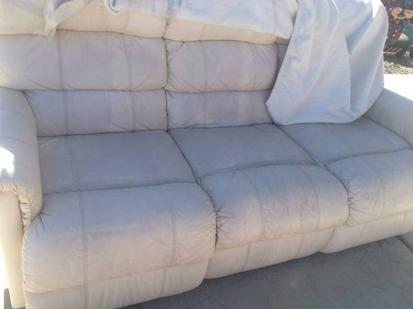 Matching Lazy boy couches - $250 (Cornville)