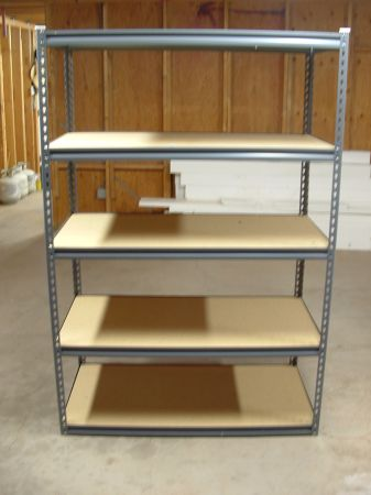 Gorilla Rack Shelving - $50 (Cottonwood, AZ)