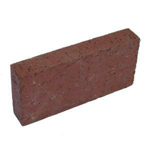 (lot of 202) 8 in. x 1 in. x 4 in. Red Clay Brick - $45 (Cottonwood)