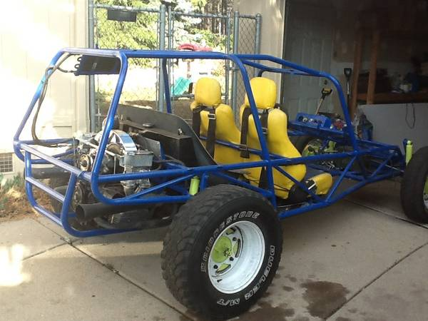 Sandrail 4 seater (sale or trade) - $4500 (Flagstaff)
