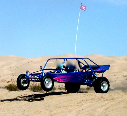 Sand Cars Unlimited 4 seater sand rail - $11000 (Flagstaff)