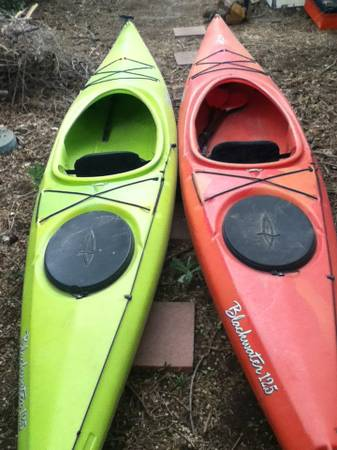 2 Dagger Blackwater 12.5 Kayaks - $450 (Downtown FLG)