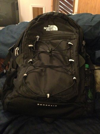 NEW North Face Backpack - $40 (Flagstaff (NAU))