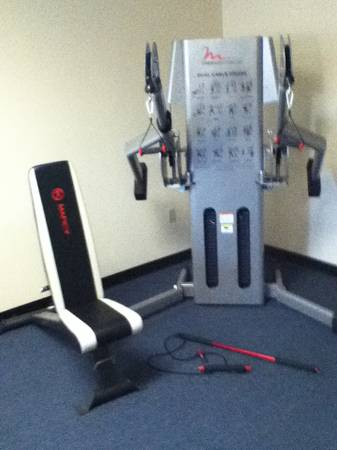 Light Commercial FreeMotion EXT Dual Cable Cross - $2900 (Flagstaff)
