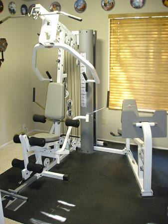 Tuff Stuff - Odyssey 5 home gym - $800 (Flagstaff, az)