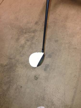 Rocketballz 3 wood and hybrid - $250 (Country club)