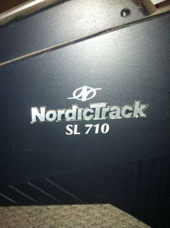The NordicTrack SL710 - $250 (Flagstaff)