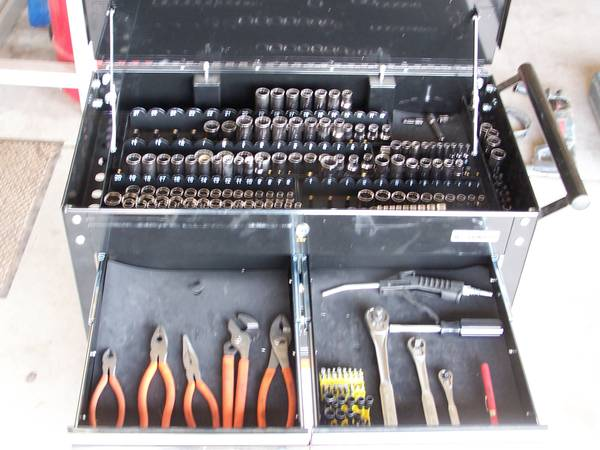 300 piece craftsman tool set in cart - $500 (flagstaff)