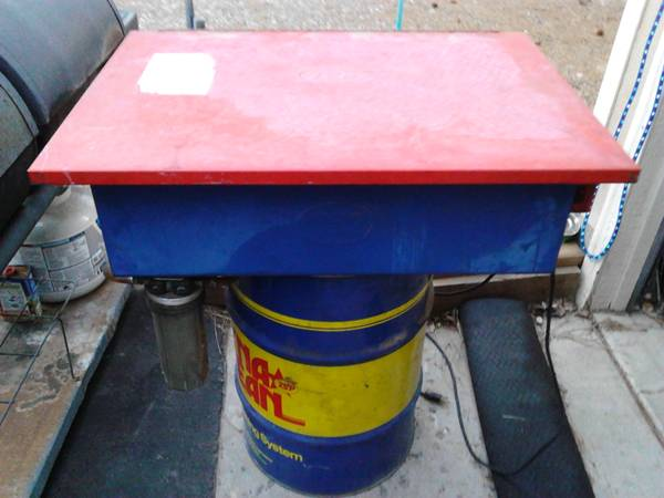 ZEP PARTS WASHER - $100 (kachina village)