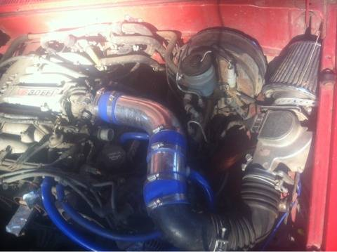 89 Toyota 4runner parts - $1 (Downtown Flagstaff)