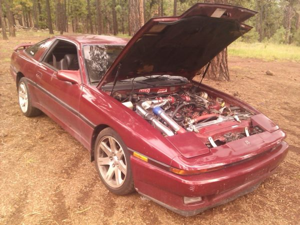 1987 Supra Turbo - $1500 (Flagstaff)