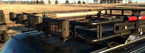 Sufari roof rack - $650 (Prescott valley )