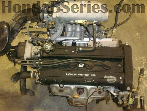 B20b mid compression p8r head 13 more hp than low compression b20 - $650 (mesatempe)