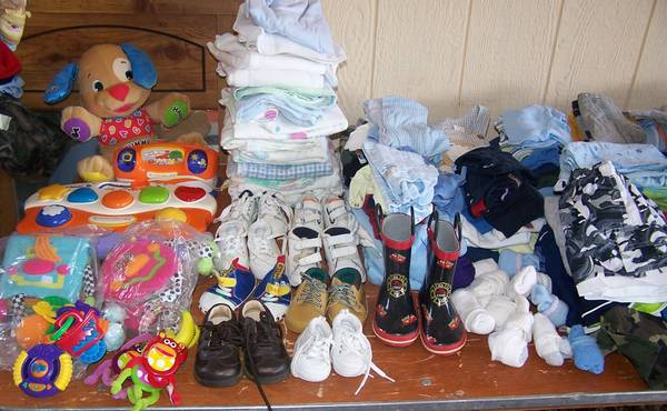 Loads Of Baby Items... - $300 (Tucson East)