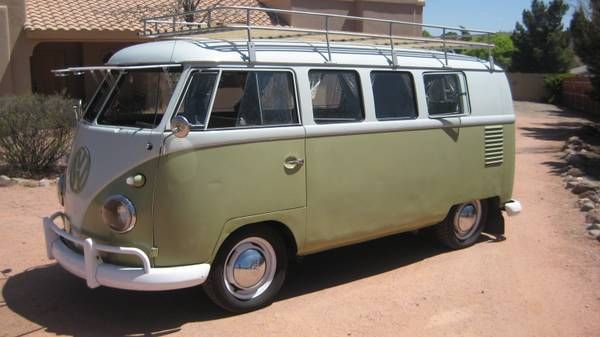 1961 VW Bus - $25000 (Cottonwood)