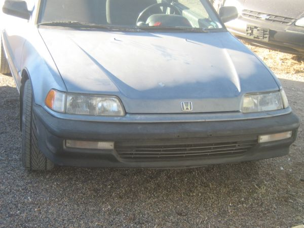 91 civic hatch mini me trade 1300obo - $1300 (verde valley)