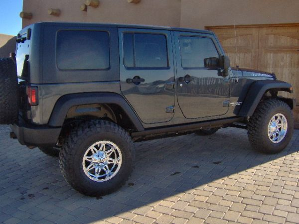 2008 Jeep Rubicon Unlimited 4 dr - $30000 (Glendale)
