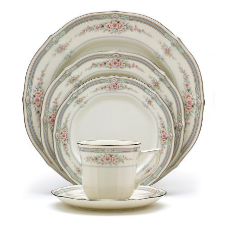 Lovely Noritake Ivory China 7293 (2) Five piece sets - $60 (Flagstaff)