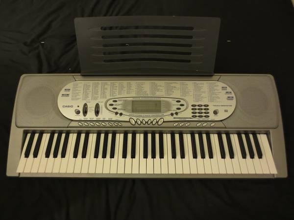 Casio CTK-574 Keyboard - $60 (West Flagstaff)