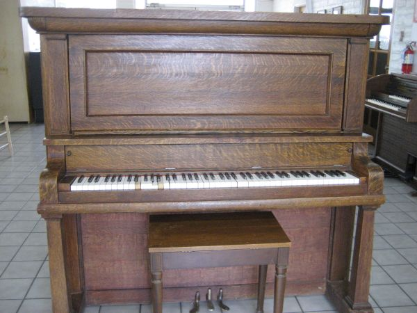 Beckwith Upright Piano Early 1900s - $300 (Cottonwood, AZ)