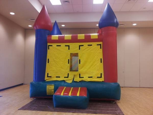Magic Jumpers Party Rental Jumpers and Waterslides (Services for all of Las Vegas)