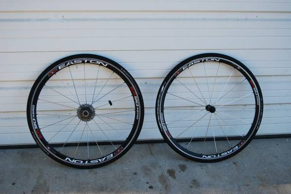 Easton EA90 Aero Wheelset 10sp9sp - $400 (Newcastle)