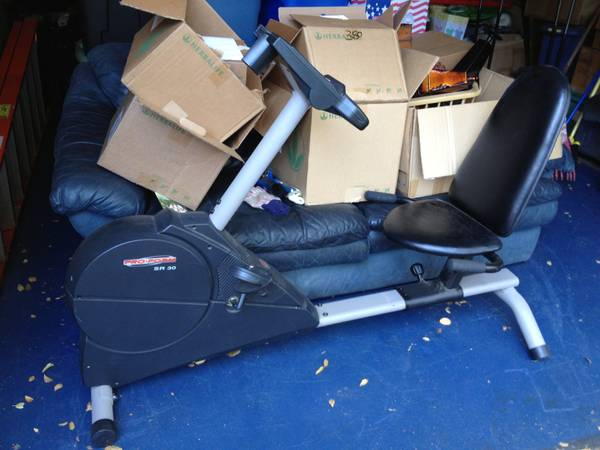 Proform SR30 Stationary Bike - $65 (Auburn)