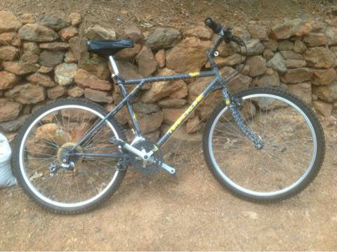 Mountain bike - GT All Terra Timberline - $120 (Arnold)