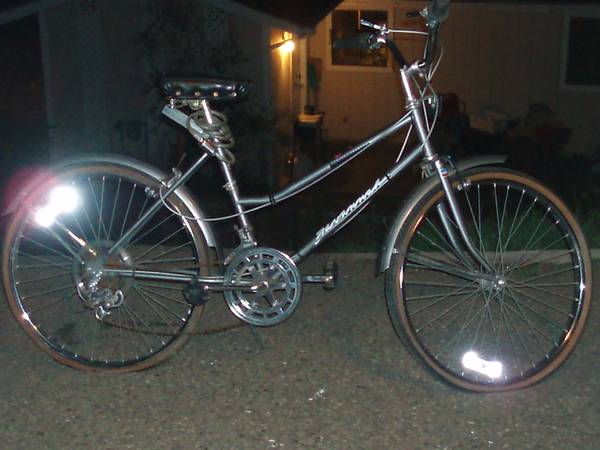 Vintage Savannah Comfort Touringby Huffy - $25 (Placerville)