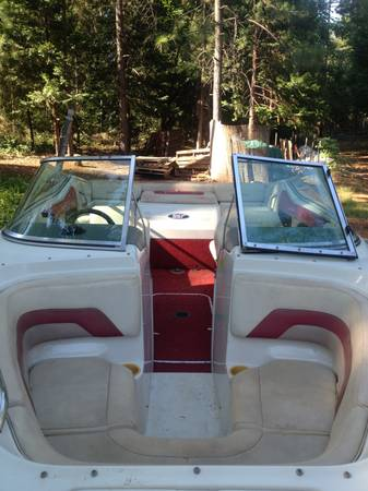 1994 Chaparral ski boat 1830 SST - $5400 (Colfax near Rollins Lake)