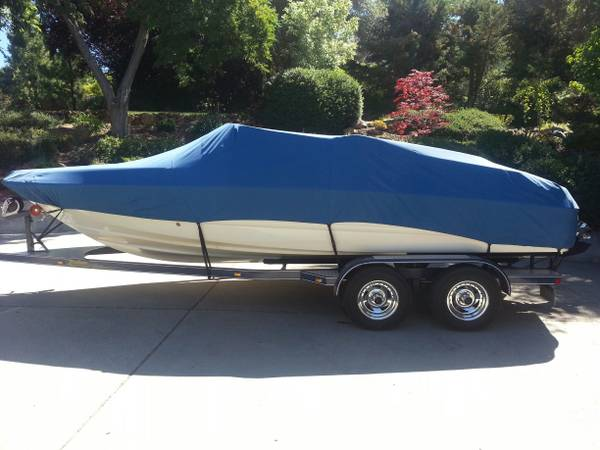 Chaparral 2130 SS Exact Fit Boat Cover - $325 (Auburn)