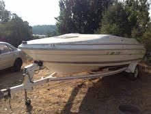 92 Sea Ray 200 Overnighter must sell today make me an offer (placerville ca)