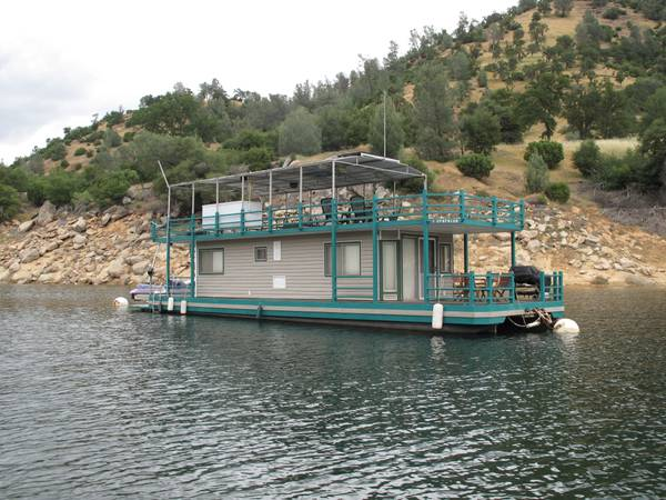 Lake Don Pedro Houseboat - $140000 (Lake Don Pedro)